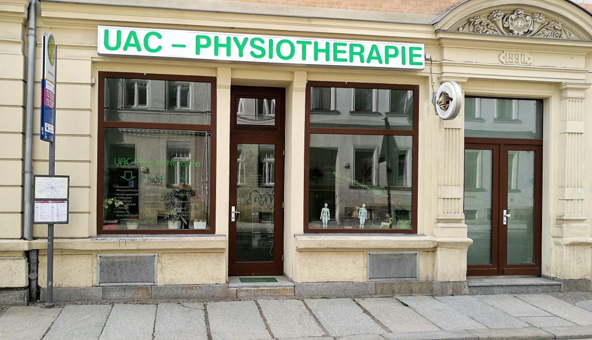 UAC-Physiotherapie